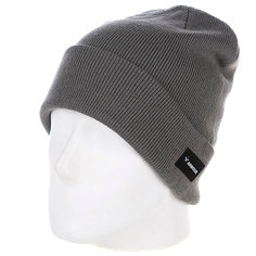 Шапка Armour True Beanie Grey