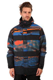 Куртка Quiksilver Fiction Shocking Orange