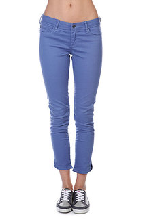 Джинсы узкие женские Roxy Funky Fresh Col J Pant Light Denim