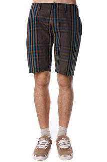 Классические мужские шорты Ezekiel Stewie Versa Boardie Black