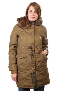 Куртка парка женская Element Raisin Light Khaki