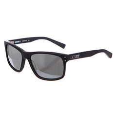 Очки женские Nike Mdl 80 Matte Black Grey W/Silver Flash Lens
