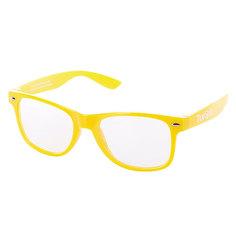 Очки True Spin Neon Yellow