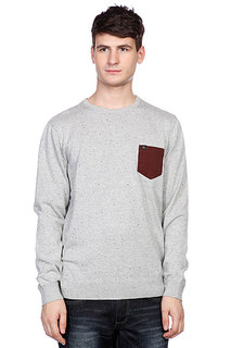 Свитер Quiksilver Padstow Lgt Grey Heather