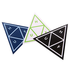 Наклейки Huf Triple Triangle Sticker Pack Assorted