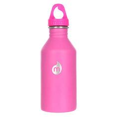 Бутылка для воды Mizu M6 600ml St Pink Le W Pink Loop Cap