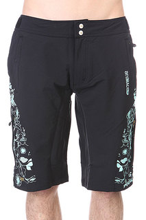 Шорты Animal Soft Shell Bike Short - Mid Weight. Sp904 Black