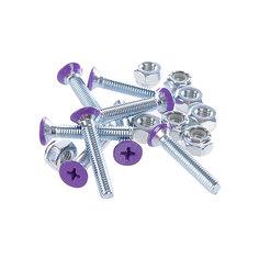 Винты для лонгборда Penny Deck Bolts Purple Phillips 1 1/8