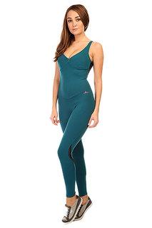 Комбинезон для фитнеса женский CajuBrasil New Zealand Overall Green