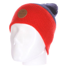 Шапка носок Celtek Station Beanie Red