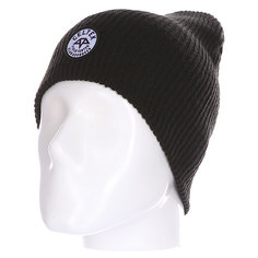 Шапка носок Celtek Station Patch Beanie Black