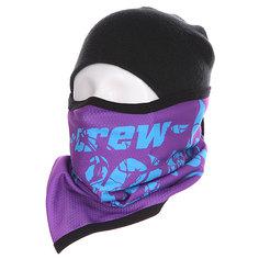 Маска Shweyka Facemask Violet/Blue