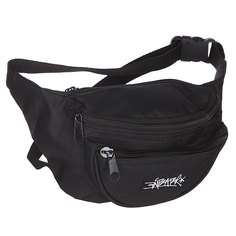 Сумка поясная Anteater Waistbag black