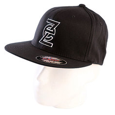 Бейсболка Ezekiel Downlow Hat Black