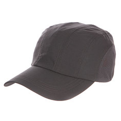 Бейсболка Marmot Simpson Convertible Hiking Cap Slate Grey