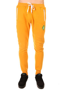 Штаны прямые Pyromaniac Fitted Sweatpants Wheat