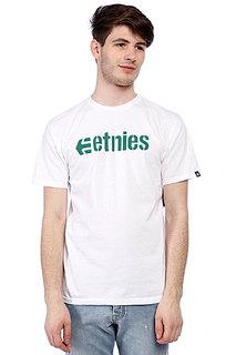 Футболка Etnies White - Подарок