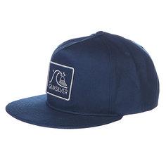 Бейсболка Quiksilver Graf Hats Navy Blazer