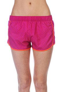 Шорты пляжные женские Roxy Line Up Short 2 J Bdsh Orange Dot