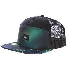 Бейсболка Quiksilver Bankie Hats Black