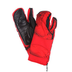 Варежки сноубордические Neff Klaw Red