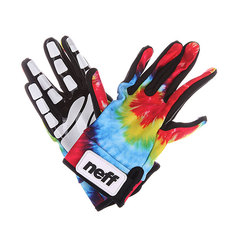 Перчатки сноубордические Neff Chameleon Tie/Dye