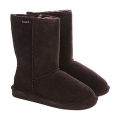 Угги женские Bearpaw Emma Short Chocolate