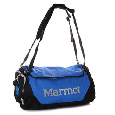 Сумка Marmot Long Hauler Duffel Bag Cobalt Blue/Black