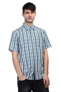 Рубашка в клетку Marmot Baywood Atomic Blue