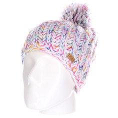 Шапка женская Roxy Nola Beanie Bright White