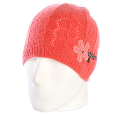 Шапка женская Animal Celest Beanie Orange