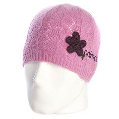 Шапка женская Animal Celest Beanie Pink