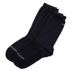 Носки средние Bridgedale Coolmax Liner (2 Pair) Black
