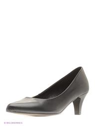 Черные Туфли Tamaris