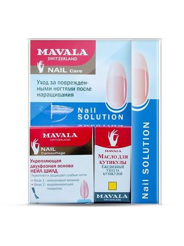 Средства для ногтей Mavala