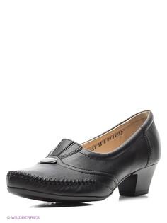 Черные Туфли Marko