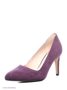 Фиолетовые Туфли Clarks