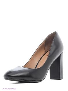 Черные Туфли MILANA