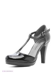 Черные Туфли Marco Tozzi