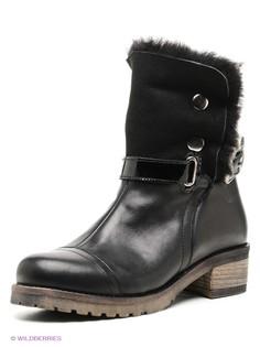 Черные Ботинки SK