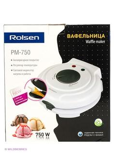 Вафельницы Rolsen