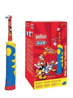 Электрические зубные щетки Braun