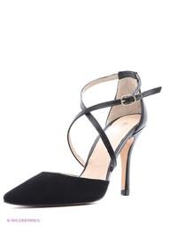 Черные Туфли El Tempo