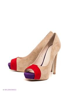 Разноцветные Туфли Calipso