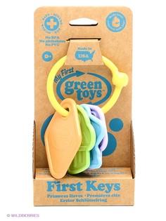 Погремушки Green Toys