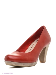 Красные Туфли Marco Tozzi