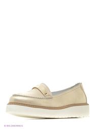 Золотистые Туфли Goergo