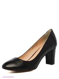 Черные Туфли Mario Ponti