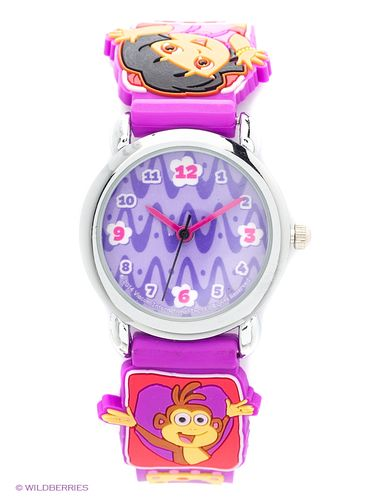 Часы Даша Путешественница