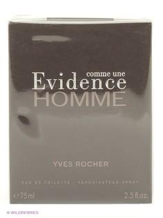 Туалетная вода Yves Rocher